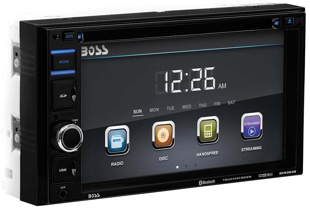 Best Bluetooth Double Din Car Stereo