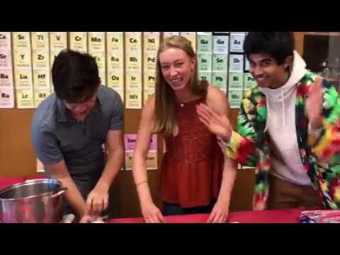 DIY Organic chemistry Philadelphia Soft Pretzels