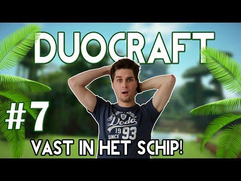 VAST IN HET SCHIP! - DuoCraft #7
