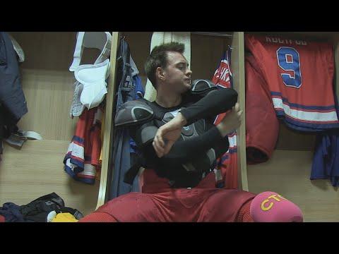 Как одеваться на хоккей в ледовый дворец