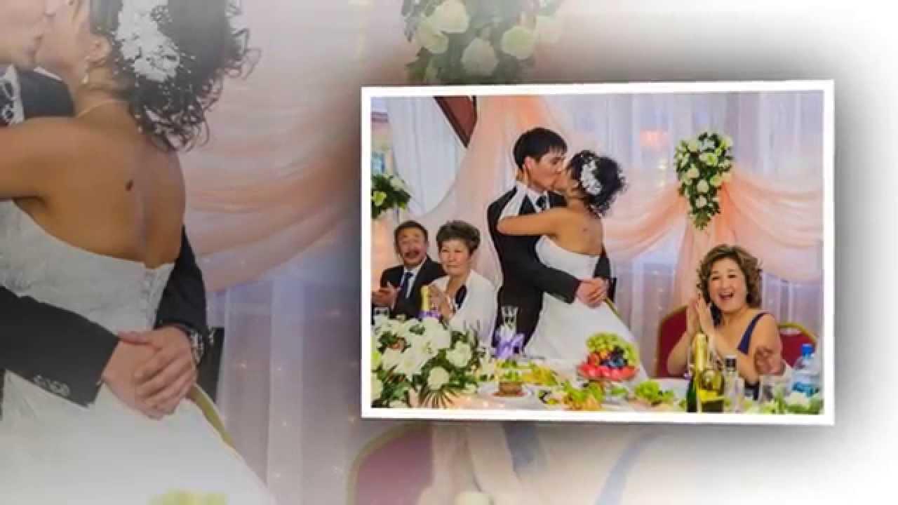 слайд шоу из фотографий на свадьбу идеи даже смею сказать