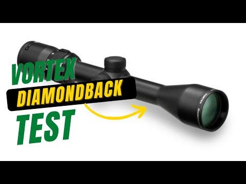 Vortex Diamondback 4-12x40 Scope Review