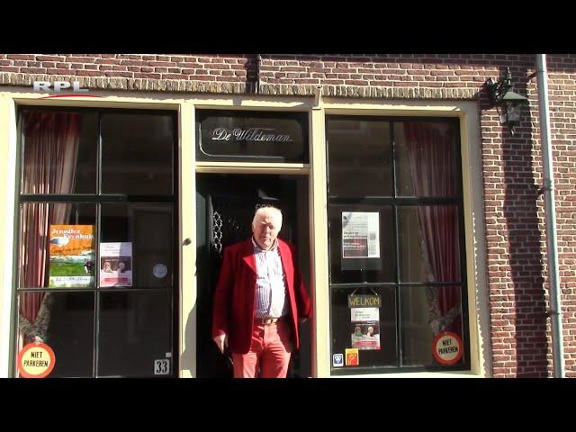 Passie in beeld: Henk Kalfsterman