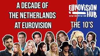 A decade of The Netherlands at Eurovision: The 10's (Reaction Video)