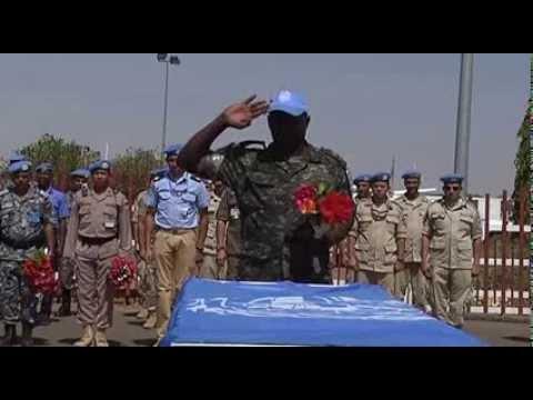 Darfur Fallen Peacekeepers