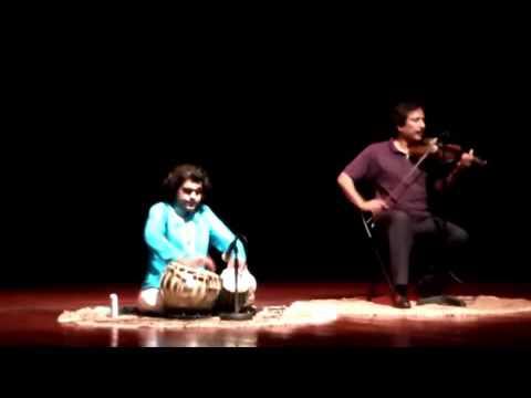 Ustad Raees Khan Voilin And Sajawal Khan Tabla At PNCA Part 1