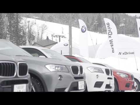 BMW xDrive 試乗会 2014 IN 白馬 八方尾根スキー場