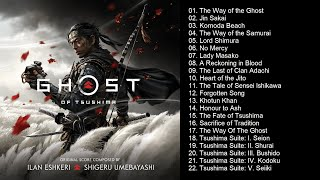 Ghost of Tsushima (Music from the Video Game) | Full Album