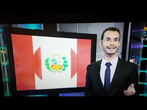 La TV extrangera comenta sobre la economia del Peru 🇵🇪