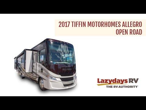 New Vote No On  NEW 2017 Tiffin Allegro 36UA  Mount Comfort RV