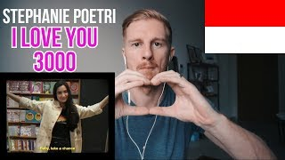 Gambar cover Stephanie Poetri I Love You 3000 Official Music Video INDONESIAN MUSIC REACTION
