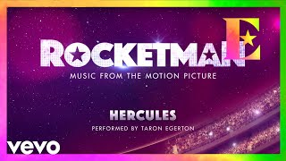 "Cast Of ""Rocketman"" - Hercules (Visualiser)"