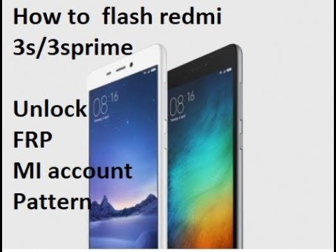how-to-flash-redmi-3s-with-locked-bootloader-using-edl-mode