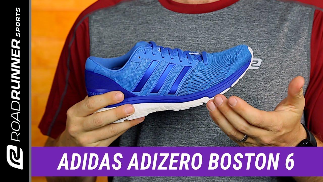 adidas Adizero Boston 6 | Women's Fit Expert Review