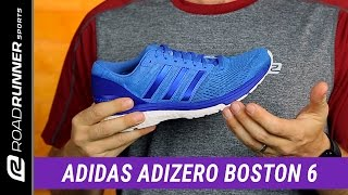 adidas Adizero Boston 6 | Women's Fit Expert Review