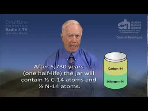 Radiometric Dating: Carbon-14 and Uranium-238 from YouTube · Duration:  6 minutes 7 seconds