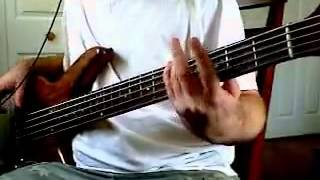 a perfect circle judith bass cover 5 string standard tuning