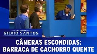 Barraca de Cachorro Quente | Câmeras Escondidas (05/02/17)
