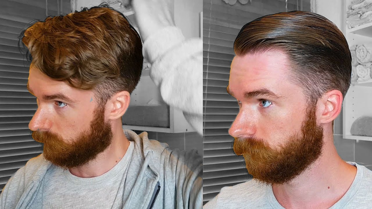 two men's hairstyles without blow dryer | men's summer hair | kaigroomed