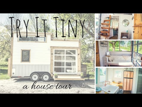 Tiny House Tour: Try It Tiny
