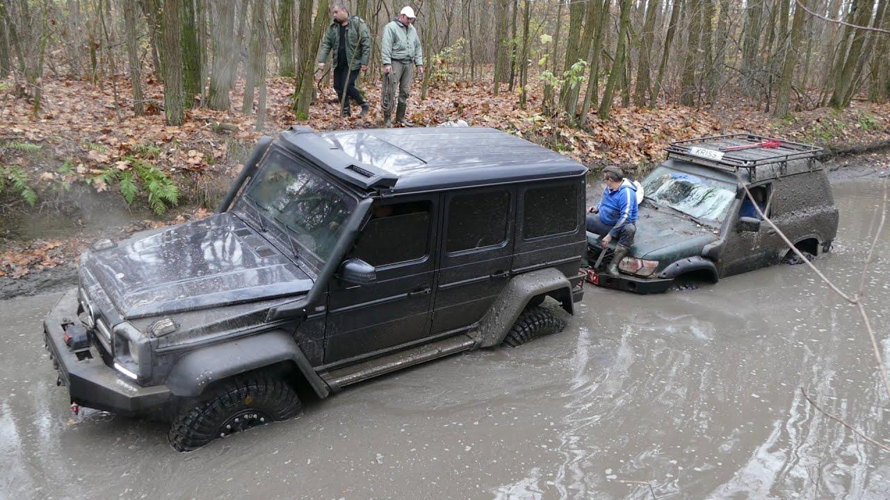 Разорвал не ломающийся РЕДУКТОР и утопил кардан, Nissan Patrol Y61 нереальный якорт