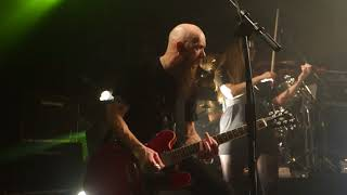 "New Model Army ""Get Me Out"" @ Le Trabendo - 15/12/2017"
