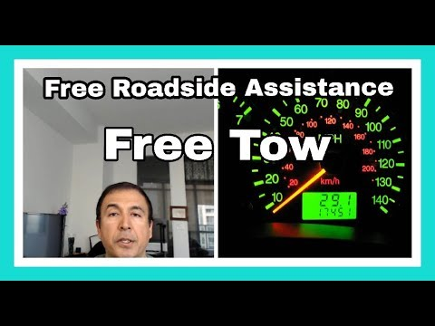 Free Roadside Assistance Provided By Credit Cards In Canada