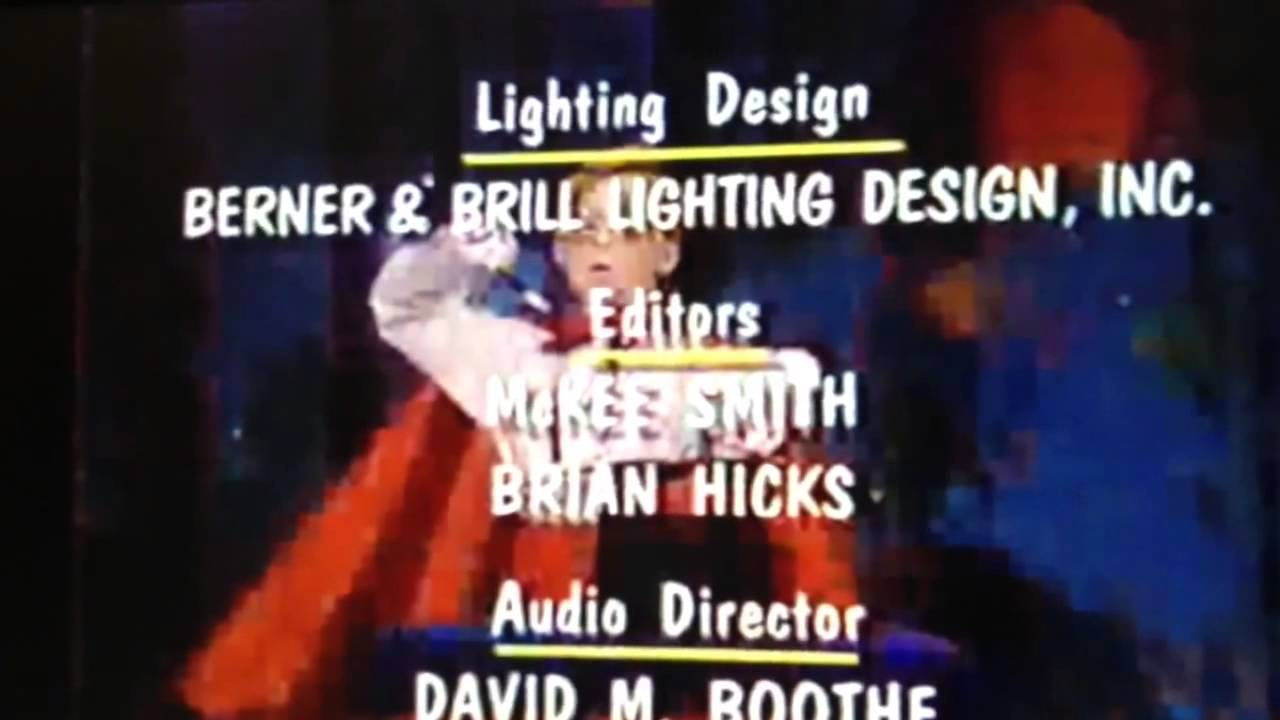 barney end credits barney in outer spaces version youtube