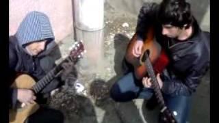 Парни с Культпросвета. шикарная игра на гитаре