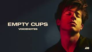 Video Charlie Puth - Empty Cups [Official Audio] download MP3, 3GP, MP4, WEBM, AVI, FLV Agustus 2018
