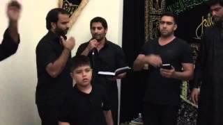 Ghazi Abbas ke parcham ko uthate rehna (agha ali abbas)