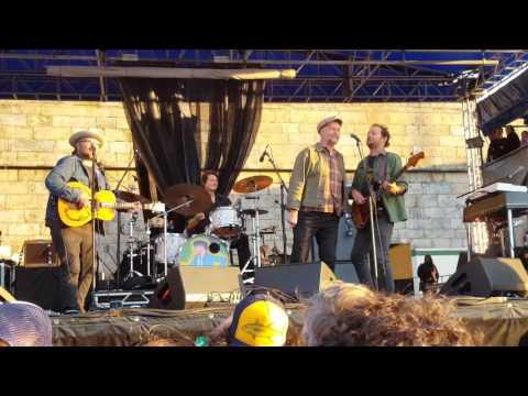 "Wilco & Billy Bragg - ""California Stars"" LIVE at Newport Folk Festival - July 29, 2017"