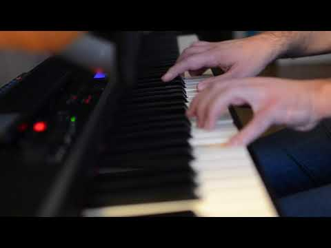 What'd I Say  - Ray Charles -  Keyboard cover
