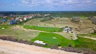 Ocean Course Hole #1 & Range Aerial Video, 4K – 6/26/17 – DJI Mavic Pro