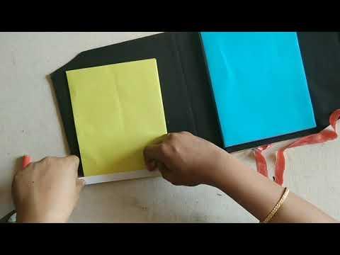 Easy Accordion paper folder