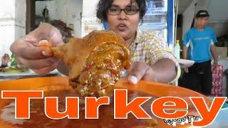 Biriyani Feast In Penang // Turkey Biriyani // Merican Nasi Kandar // Penang Food