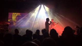 The Neon Judgement live 2015 @ Retie - The Man