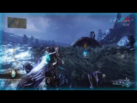 Warframe Lady Mirage Prime Eidolon Hunt... Eclipse Buff Going CRAZY