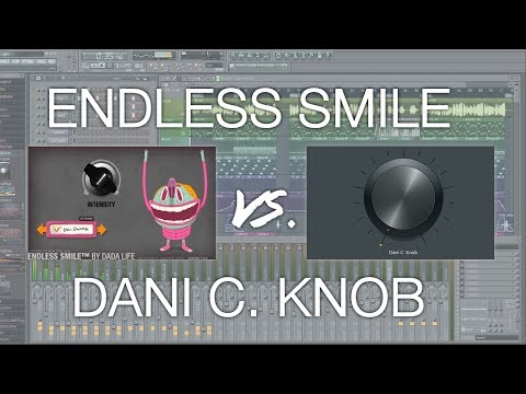 How to replicate Endless Smile plugin by Dada Life in FL