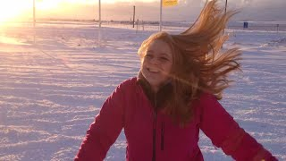VLOG 26 [ICELAND!] - Day 4: New Year's Day! Icelandic Ponies & Hiking Waterfalls! - The Way Away