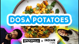 Make Dosa Potatoes with Meherwan Irani and Priya Krishna | Spicewalla x Indianish