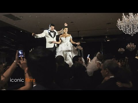 One of the LARGEST lebanese weddings in Sydney - Charbel + Dominique's Cinematic Trailer