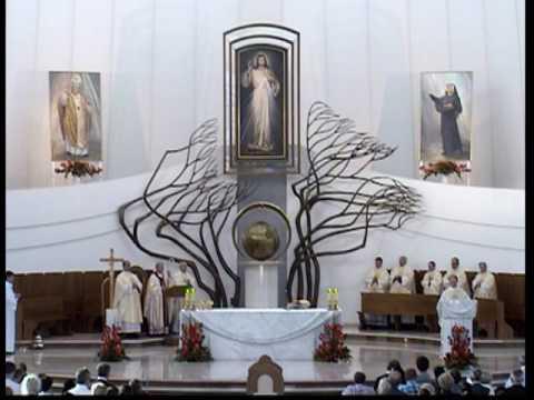 Msza Święta w oczekiwaniu na Papieża