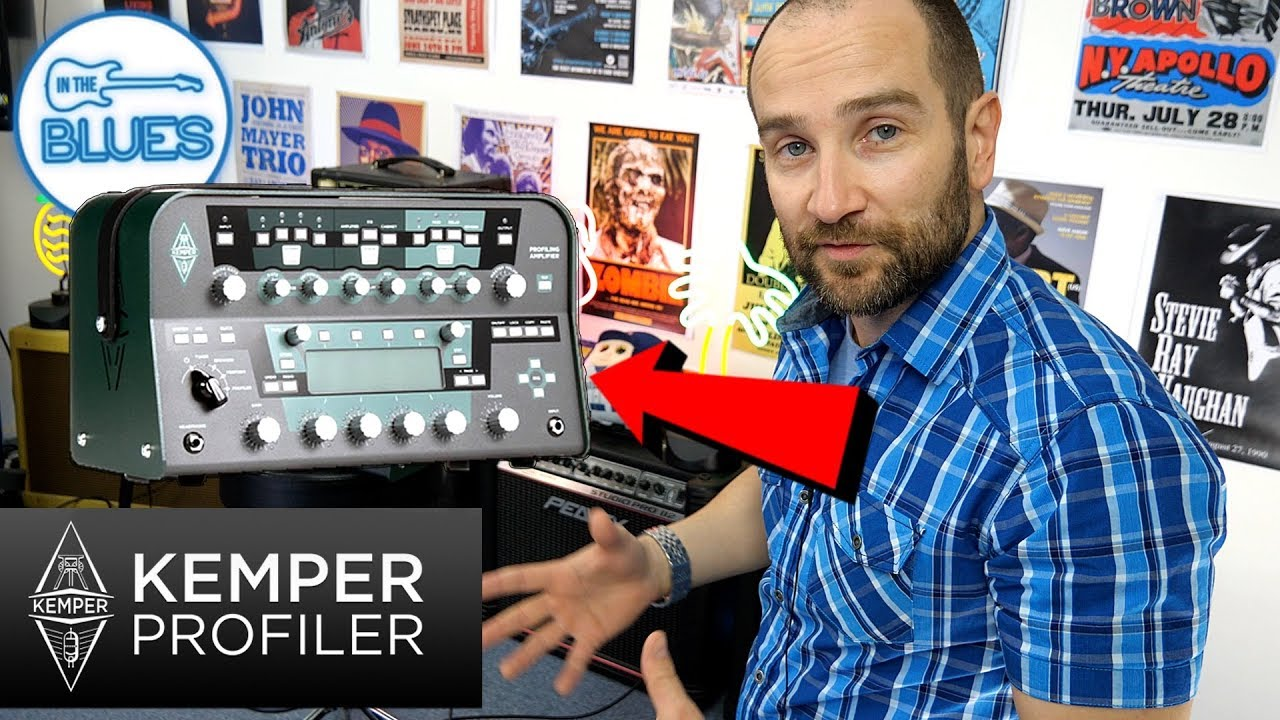The Kemper Profiling Amp - A Full Review (Pros & Cons)