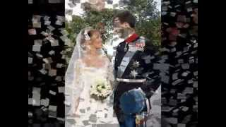 Wedding of Prince Joachim and Marie Cavallier 2008