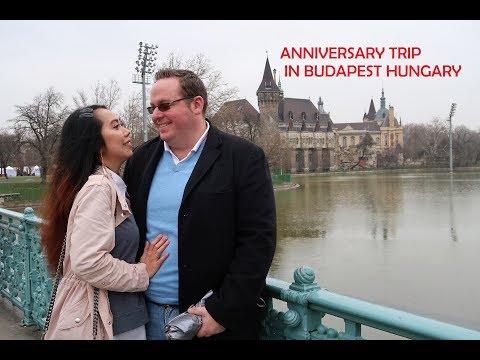 Budapest, Hungary 2018- Anniversary Trip plus Michelin Restaurants Experience!