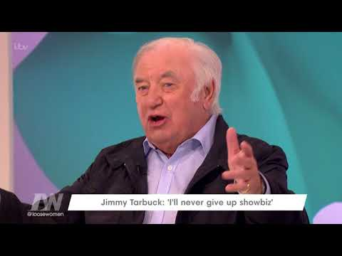 Jimmy Tarbuck Takes a Little Dig at Des O'Connor | Loose Women