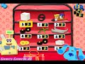 Blues Clues Games 123 Time Activities Big Prize
