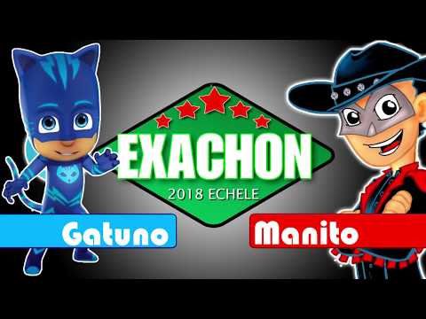 Exatlon Parodia Manito y Maskarin VS Kids Play Parte 1