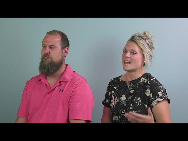 Life Group Testimony 2021 - Eric & Janet